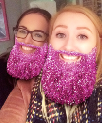 beards with ashley